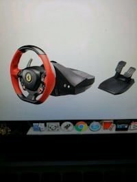 Steering wheel and pedal for xbox one Toronto, M3H 5R9