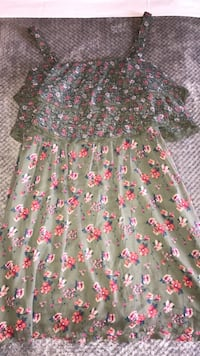 Brand new with tags floral Hollister dress in size medium  Oxnard, 93033