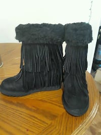 Cute snow boots and slipper boots