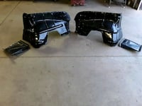 1955 Chev. Inner Fenders with Extentions Acton, L7J 2L7