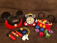 Disney World Exclusive Mickey Mouse toys Cherry Hill, 08003