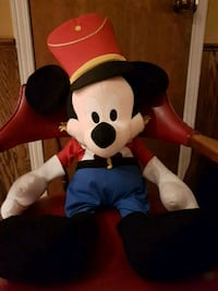 Mickey mouse nutcracker  Toronto, M6C 1C5