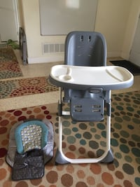 high chair and car seat stroller graco botany collection Plantation, 33317