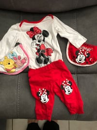 Baby girl Minnie Mouse outfit Rockledge, 32955