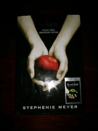 Twilight/Life and Death 2 in 1 Book Baltimore, 21223