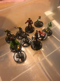 Marvel and Bakugan figures Richmond Hill, L4C 3K8