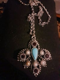 Turquoise necklace  Whitby, L1N 8X2
