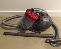 Dyson hover with all brushes and tools