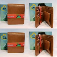 red and brown leather crossbody bag Mumbai, 400092