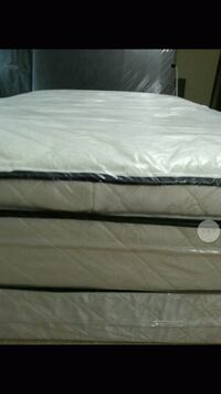Full bed set pillow top can deliver new  New Port Richey, 34654