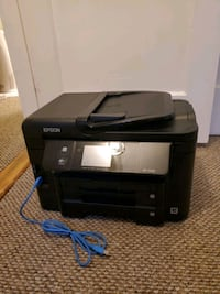 Epson WF 3540 Wireless All in One