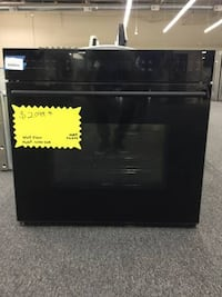 "Wolf E Series 30"" Black Single Electric Wall Oven 4.5 cu. ft. - $2099  Woodland Hills, CA 91367, USA"