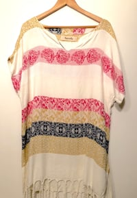 New swim coverup or tunic from Mexico Burnaby, V3N 5E4