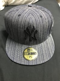 Yankees Jean Material Fitted 7 3/8 Toronto, M9W