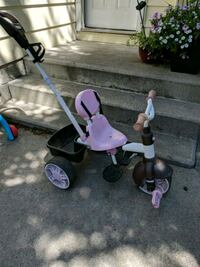 toddler's purple and white trike Calgary, T2W