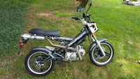 black and gray cruiser motorcycle Olney, 20832