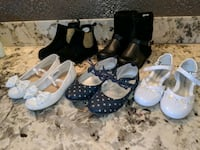 Girl shoes size 9 Lehigh Acres, 33971