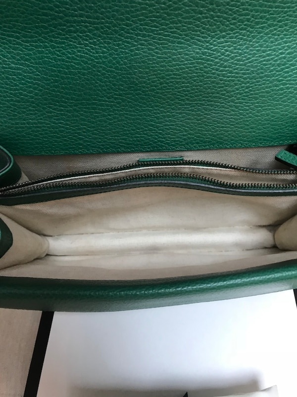 a14521796f3 Brukt Sold out everywhere Gucci Dionysus medium shoulder bag-emerald green  til salgs i New York - letgo