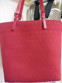 women's pink leather tote bag Tucson, 85705