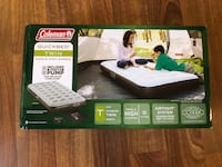 Coleman air mattress-twin size Mississauga, L4T 4C7
