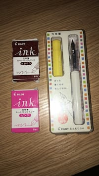 BRAND NEW JAPANESE CALLIGRAPHY PEN Niagara Falls, L2J 3T2