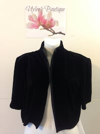 Suede Ladies Bolero / Cardigan