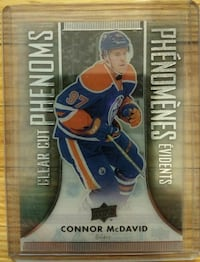 Connor Mcdavid card Bradford West Gwillimbury, L3Z 1W9