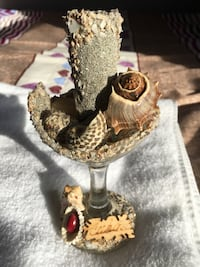 Candle Holder from Cuba