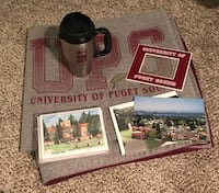 University of Puget Sound gear  Steilacoom, 98388