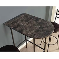 Marble Bar height Table