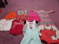 toddler's assorted clothes 6 to 24 months Laval, H7W 2L4