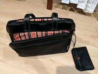 Swissgear laptop bag with small pouch with inner  Milpitas, 95035