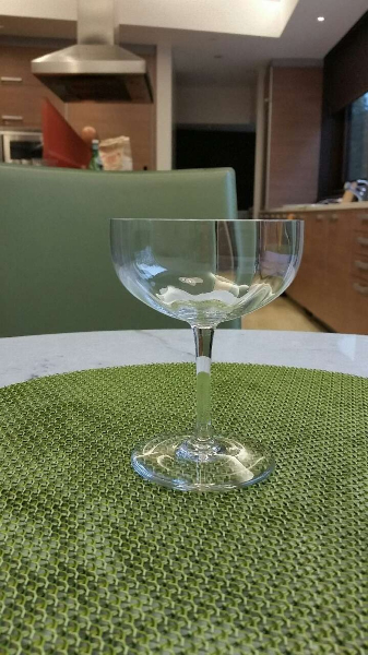 Baccarat Coupe Champagne Glasses
