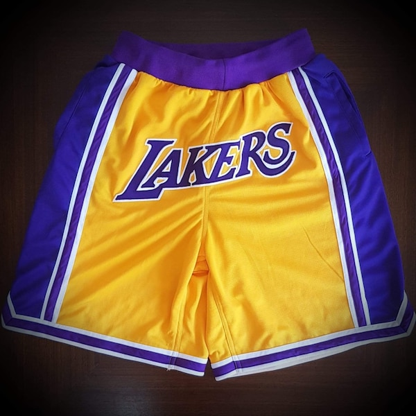 cfd691238 Used Just Don Lakers Shorts for sale in Los Angeles - letgo