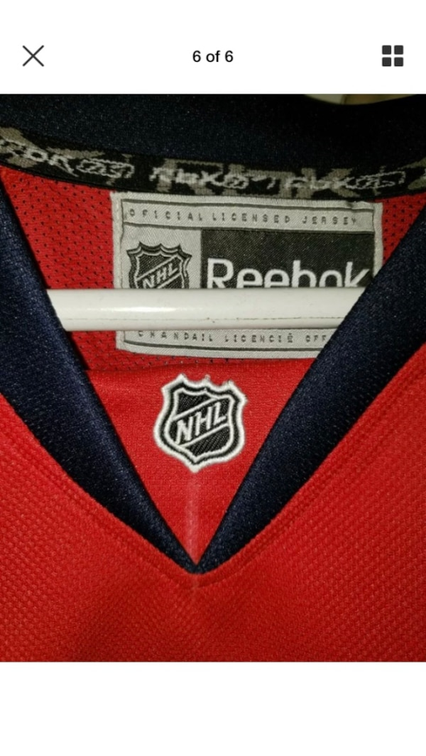 311cc0c50d9 Used Alex Ovechkin Washington Capitals Reebok NHL Home Premier Jersey. Size  Youth XL. New with tags!! for sale in Lombard - letgo