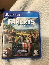 [PS4 Game] Farcry 5 Bethesda, 20817
