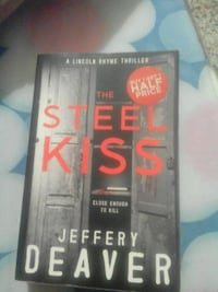 LIBRO.EN INGLES THE STEEL KISS 5777 km