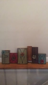 Family wall piece
