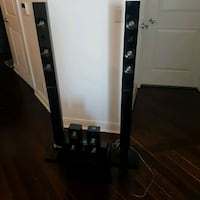 black Samsung home theater for sale Mississauga, L4Z 0A4