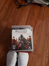 Sony PS3 Assassin's Creed game St. John's, A1A 3L2