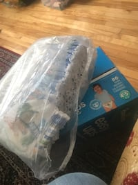 Pampers pull ups size 4T-5T