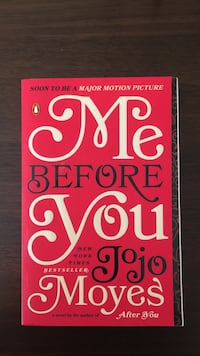 BRAND NEW Me Before You by Jojo Moyes book
