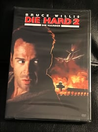 Die Hard 2 Die Harder Widescreen Edition (Still factory sealed).