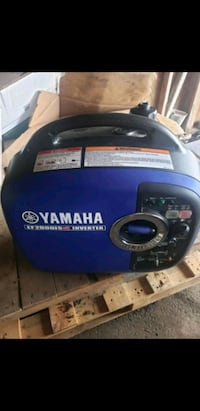 Yamaha 2000is