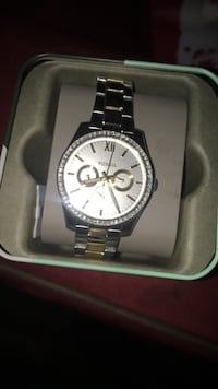 Brand new fossil watch for sale! asking for 200 obo Tyler
