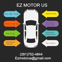 All In 1 Place For Your Car! Houston, 77077
