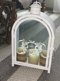 Paris Decor - can be used as candle holder or other  Franklin, 37064