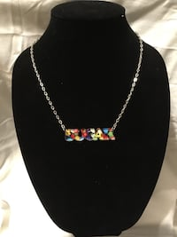 "Sugar ""gumball"" Necklace"