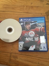 NHL 18. Perfect condition ! Winnipeg, R2K
