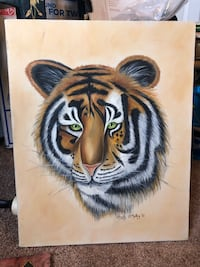 Tiger Painting Metairie, 70002